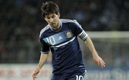 Argentine - Brésil : Messi s'amuse, Lavezzi perd la tête !