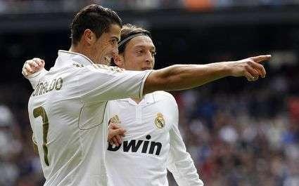 Özil Vs Ronaldo : le non duel