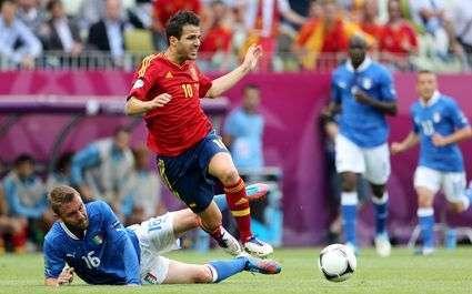 Italie-Espagne