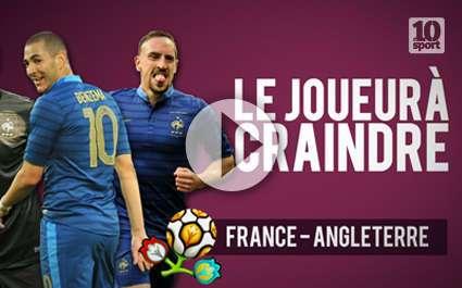 France-Angleterre : le joueur à craindre