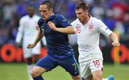 France-Angleterre : un nul pour les Bleus !