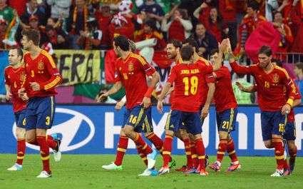 Euro 2012 : L'Espagne sans avant-centre
