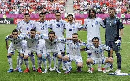 Euro 2012: Grèce-Russie : les tops et les flops  !