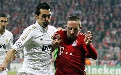 Le jour où Ribéry a giflé Arbeloa