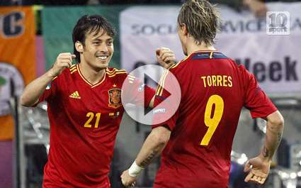 France - Espagne : Silva, le joueur à craindre