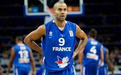 JO 2012 - Basket : Parker diminué