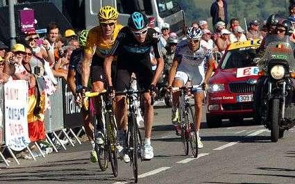 Tour de France : Pinot satisfait de sa course