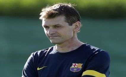 Barça : le grand jour de Vilanova