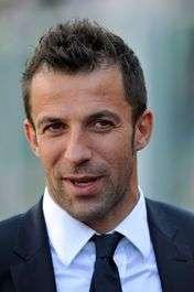 Del Piero  :  « les matchs me manquent »