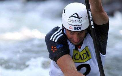 JO 2012 – Canoë : Estanguet en finale