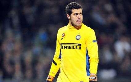 Inter Milan : Julio César quitte le club
