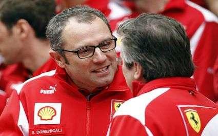 Ferrari : Domenicali cherche un deuxième pilote