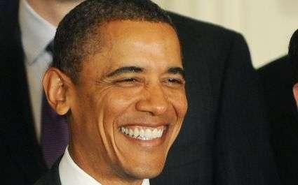 Obama félicite Phelps sur Twitter