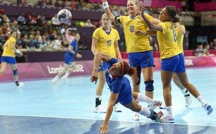 JO 2012 - Handball : les Bleues déroulent face à la Suède
