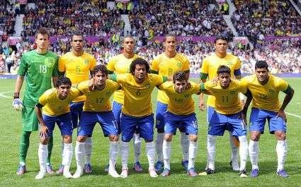 JO 2012 - Football : Le Brésil déroule