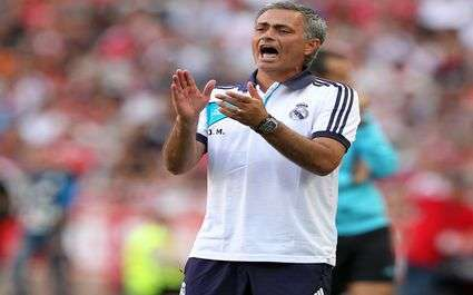 Mourinho : « La meilleure équipe d'Europe »