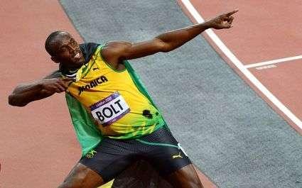 Bolt et Blake ne s'affronteront plus cette année