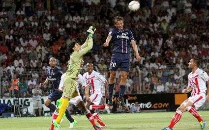 Résultat Ligue 1 : la mauvaise affaire du PSG à Ajaccio