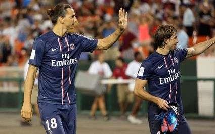 PSG - Maxwell : « Zlatan est peut-être un peu plus calme »