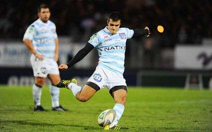 Racing Metro – Germain : « On retient le résultat »