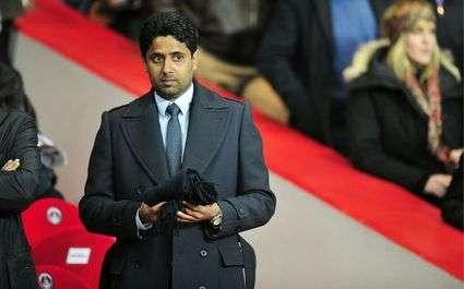 PSG : Al-Khelaïfi présent à l'entraînement