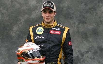 F1 : D'Ambrosio pilote la Lotus de Senna