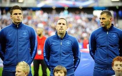 EDF : Benzema en pointe face à l'Espagne ?