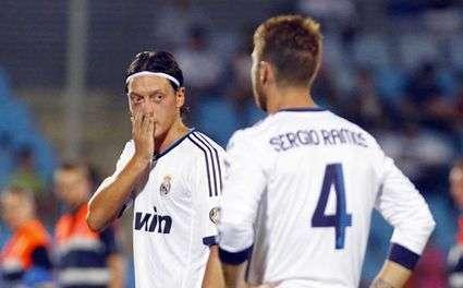 Real : le coup de gueule d'Özil
