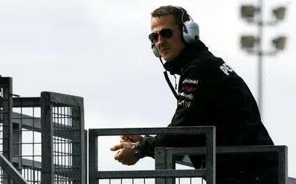 F1 : Schumacher pilote pour Pirelli?