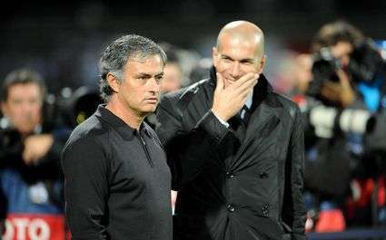 Mourinho-Zidane