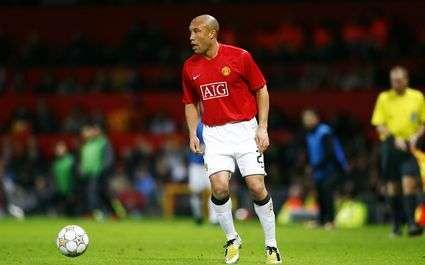 Mikaël Silvestre de retour à Manchester United !