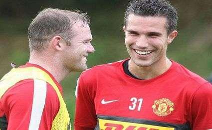 Rooney-van Persie
