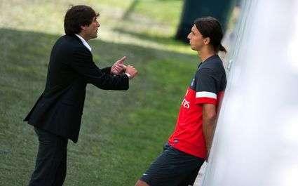 Leo et Zlatan