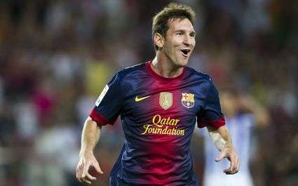 Messi se met au japonais
