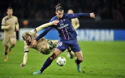 Zlatane Ibrahimovic