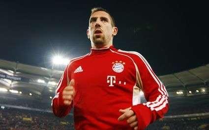 Compo Bayern - LOSC : Ribéry titulaire, Mavuba sur le banc