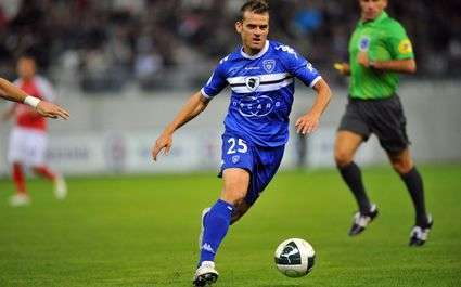 Bastia : Rothen absent contre Valenciennes