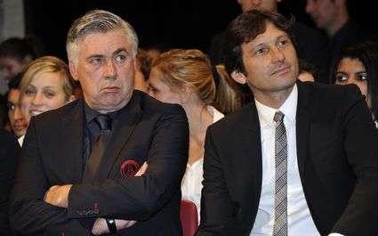 Ancelotti-Leonardo