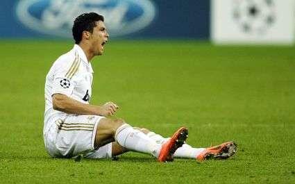 Real Madrid : La photo de Cristiano Ronaldo défiguré