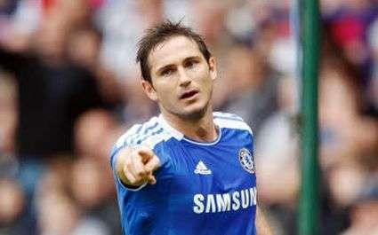Duel Inter - Lazio pour Lampard