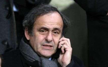 Fahey remet Platini à sa place