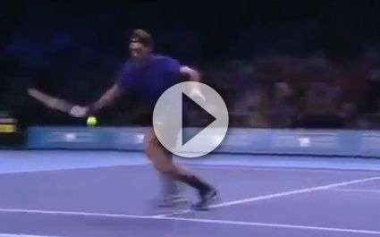 Passing Federer