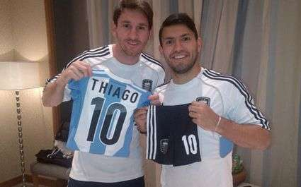 Argentine : Le dernier hommage de Messi à son fils