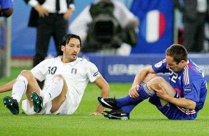 EDF : Les souvenirs douloureux de Ribéry contre l'Italie