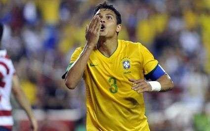 Thiago Silva, Samba d'Or 2012