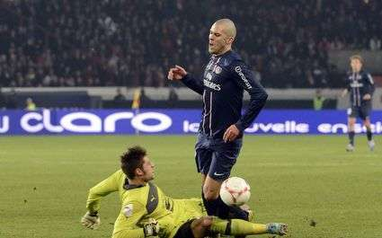 PSG-Rennes : Costil réécrit l'histoire de Mamadou Sakho