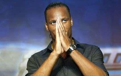 « Drogba n'a pas de contacts avec la Juve et le Milan »