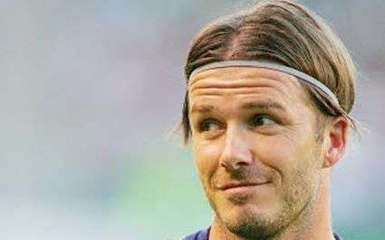 PSG : Beckham flatté par Ancelotti