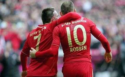 Bayern : Robben, encore et toujours