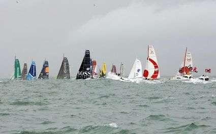 Vendée Globe : Gabart prend ses distances